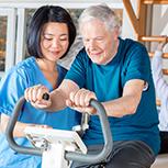 ginnastica dolce residenza per anziani riano