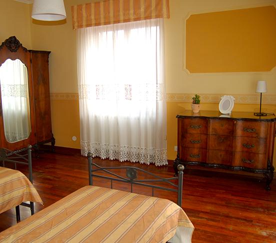 Casa di Riposo riano villa argento vecchia camera