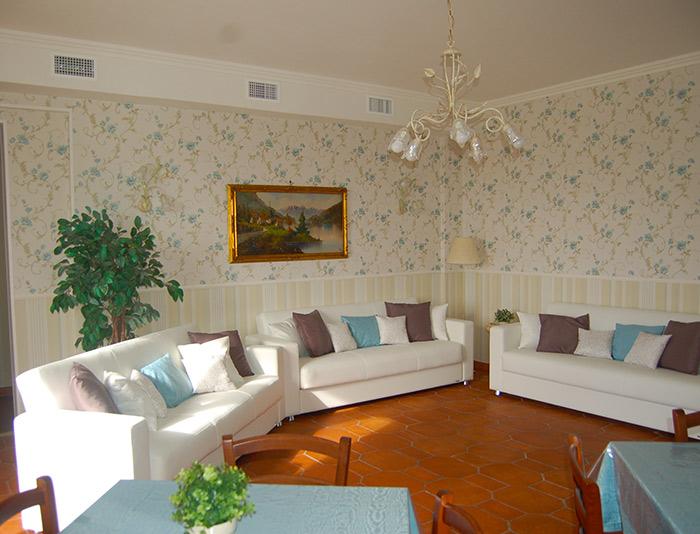 Residenza per anziani riano salone