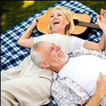 Residenza per anziani riano musica